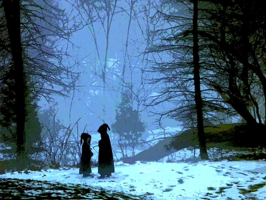 wizards in winter blue