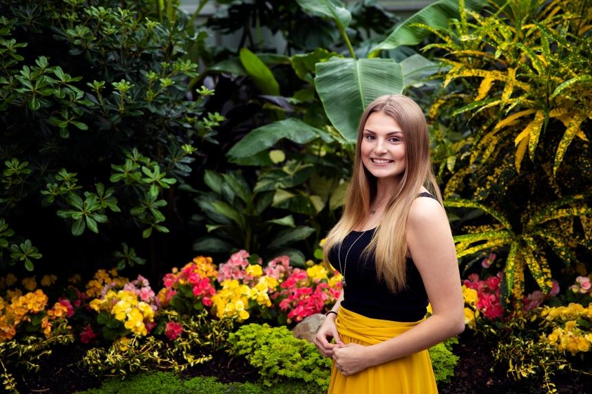 Beauty in the garden SM